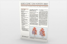 Mayo Clinic Gesundheits-Brief