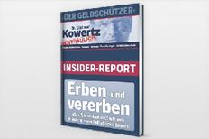 """Insider-Report """"Erben & vererben"""""""
